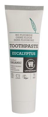 Urtekram Bio fogkrém eukaliptusszal 75 ml