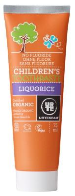 Urtekram Bio fogkrém gyermekeknek édesköménnyel 75 ml