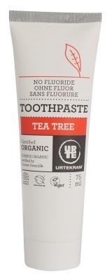 Urtekram Bio fogkrém teafaolajjal 75 ml