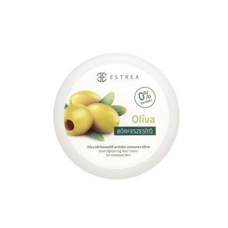 Estrea Olíva bőrfeszesítő arckrém stresszes bőrre 80 ml