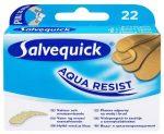 Salvequick Aqua Resist Sebtapasz vízálló  22 db