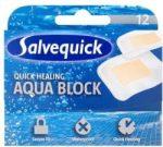 Salvequick gyors sebgyógyulást segítő sebtapasz 12 db