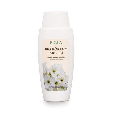Biola Bio Kökény arclemosó tej 100 ml