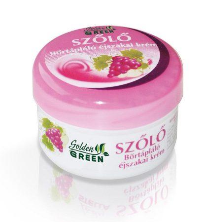 Golden Green Szőlő éjszakai krém 100 ml - Kozmetikum, bőrápolás, intim termék, Arcápolás, Arckrém