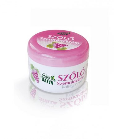 Golden Green Szőlő szemránckrém 40 ml - Kozmetikum, bőrápolás, intim termék, Arcápolás, Arckrém