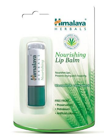 Himalaya Herbals Tápláló ajakbalzsam 4,5 g