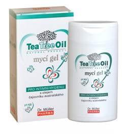 Dr. Müller Teafaolajos női intim mosakodó gél 200 ml
