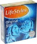 LifeStyles Original óvszer 3 db