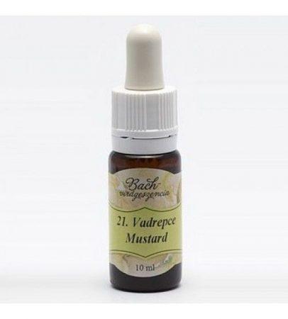 Bach Virágeszencia Vadrepce 10 ml - Alternatív gyógymód, Bach virágterápia