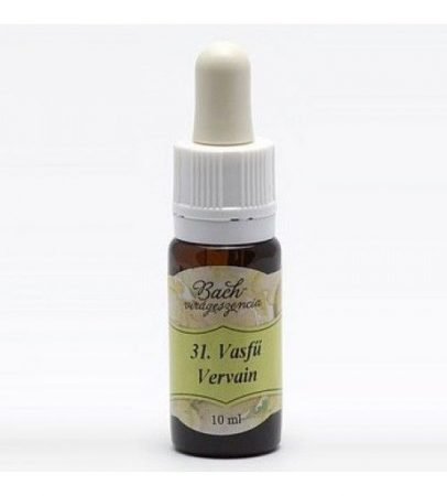 Bach Virágeszencia Vasfű 10 ml - Alternatív gyógymód, Bach virágterápia