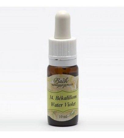 Bach Virágeszencia Békaliliom 10 ml - Alternatív gyógymód, Bach virágterápia
