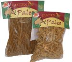 Paleolit Száraztészta lenmaglisztből - tojásmentes spagetti 250 g - Étel-ital, Tészta, rizs, Tészta