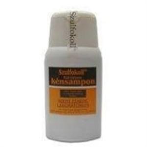 SZULFOKOLL Kénsampon Kátrányos 250 ml