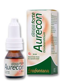 Aurecon Fülcsepp Forte 10 ml