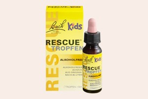 Rescue Day Kids Elsősegély csepp Bach virágesszenciával gyerekeknek 10 ml
