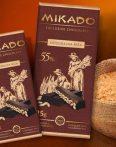 Mikado Exclusive Csokoládé barna rizses 55% kakaótartalommal 75 g