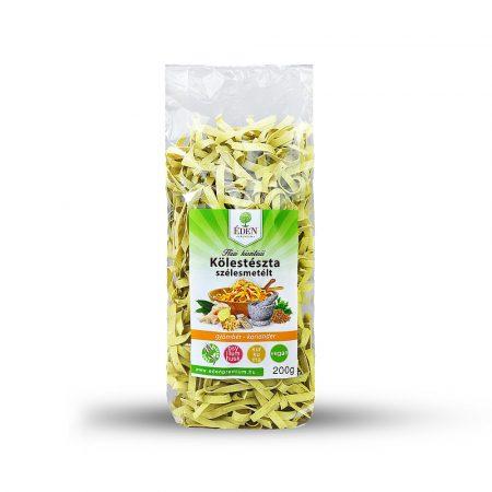 Éden Prémium Kölestészta szélesmetélt gyömbér-koriander 200 g - Étel-ital, Tészta, rizs, Tészta