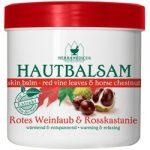 Herbamedicus Balzsam Vörös szőlőlevéllel és vadgesztenyével 250 ml