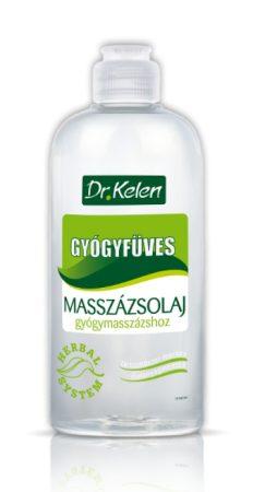 Dr. Kelen Masszázsolaj gyógyfüves 500 ml