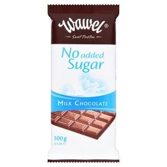 Wawel cukormentes tejcsokoládé 100 g - Étel-ital, Finomság, Csokoládé, müzli- és gyümölcsszelet