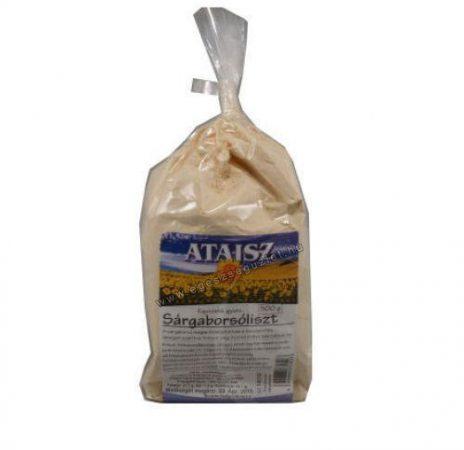 Ataisz Sárgaborsóliszt 500 g - Étel-ital, Hüvelyes, csíra, csíramag