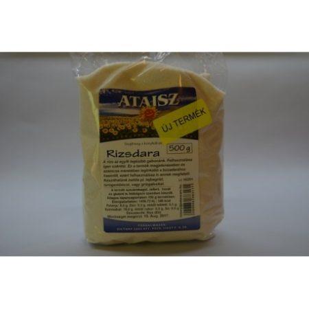 Ataisz Rizsdara 500 g - Étel-ital, Gabona, dara, pehely, korpa, Gabona, őrlemény, dara