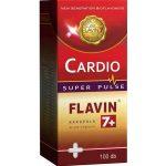 Flavin7+ Cardio Super Pulse kapszula 100 db - Étrend-kiegészítő, vitamin, Szív és érrendszer