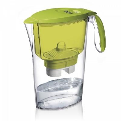 Laica Clear Line Vízszűrő kancsó zöld 1 db - Háztartás, Vízszűrő kancsó és betét