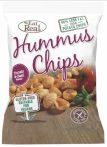 Eat Real Csicseriborsó chips paradicsom és bazsalikom ízesítéssel 45 g