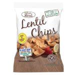 Eat Real Lencse chips chili és citrom ízesítésű 40 g