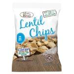 Eat Real Lencse chips tengeri sóval 40 g