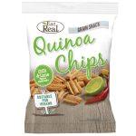 Eat Real Quinoa chips chili és lime ízesítéssel 30 g