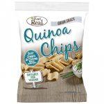 Eat Real Quinoa chips tejfölös és snidlinges ízesítéssel 30 g