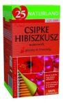 Naturland Csipke-hibiszkusz tea 20x3 g - Gyógynövény, tea, Filteres tea