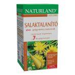 Naturland Salaktalanító Plusz teakeverék 20x1,75 g - Gyógynövény, tea, Teakaverék