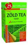 Naturland Zöldtea 20x1,5 g - Gyógynövény, tea, Filteres tea
