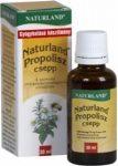 Naturland Propolisz csepp 30 ml - Étrend-kiegészítő, vitamin, Immunerősítés, roborálás