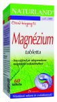 Naturland Magnézium tabletta 60 db - Étrend-kiegészítő, vitamin, Kalcium, magnézium