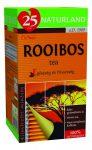 Naturland Rooibos tea 20x1,5 g - Gyógynövény, tea, Filteres tea