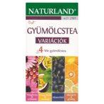 Naturland Gyümölcstea variációk 4x5x2 g - Gyógynövény, tea, Filteres tea