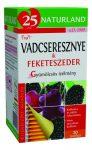 Naturland Vadcseresznye feketeszeder gyümölcstea 20x2 g - Gyógynövény, tea, Teakaverék