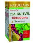 Naturland Csalánlevél tőzegáfonyával 20x1,2 g - Gyógynövény, tea, Teakaverék