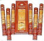 Hem Füstölő Chandan Indiai szantál 20 db - Alternatív gyógymód, Füstölő