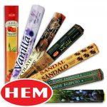 Hem Füstölő Francia vanília 20 db - Alternatív gyógymód, Füstölő