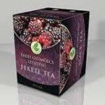Herbária Fekete tea erdei gyümölcs ízű 10x1,5 g 15g - Gyógynövény, tea, Filteres tea
