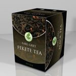 Herbária Fekete tea Earl grey 10x1,5 g 15g - Gyógynövény, tea, Filteres tea