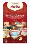 Yogi Bio Tea Finest Selection Best Seller válogatás 18x1,9 g - Gyógynövény, tea, Filteres tea