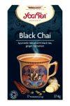 Yogi Bio Fekete chai tea 17x1,8 g - Gyógynövény, tea, Filteres tea