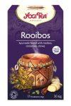 Yogi Bio Rooibos tea 17x1,8 g  - Gyógynövény, tea, Filteres tea