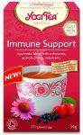 Yogi Bio Immunerősítő tea 17x2 g  - Gyógynövény, tea, Filteres tea